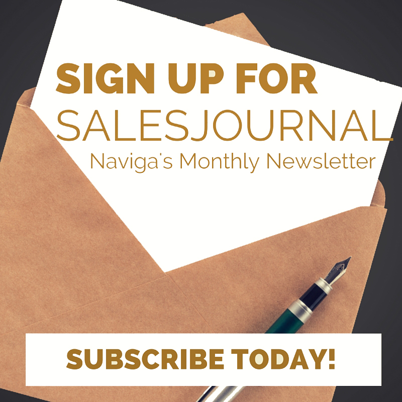 Sign Up for Salesjournal
